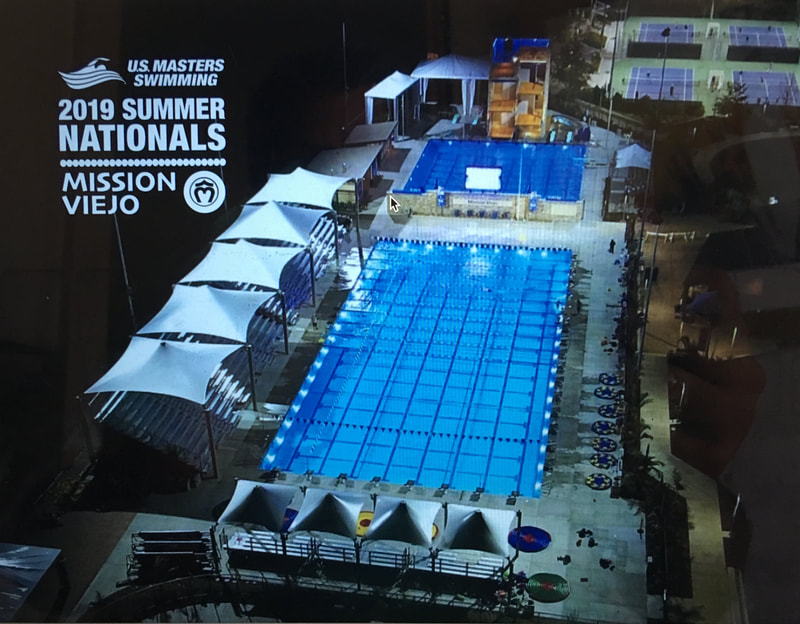 2019 Summer Nationals - Swimming